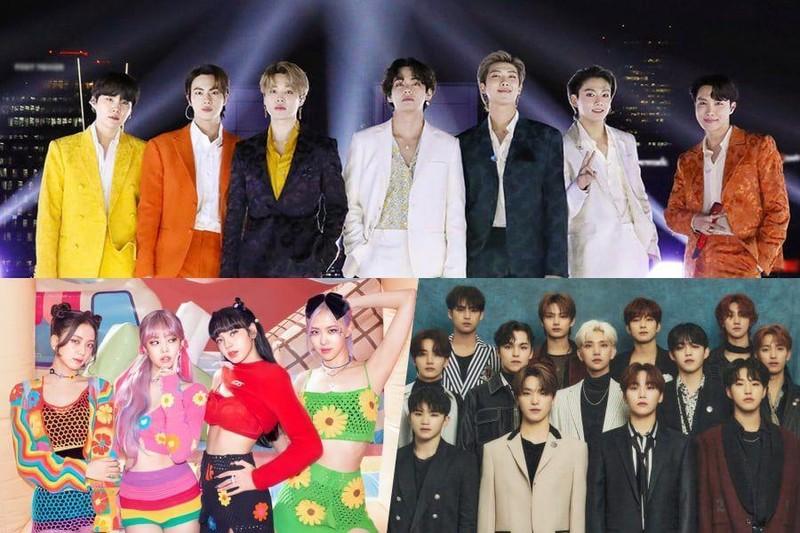BTS Nominated For Four 2021 Billboard Music Awards; BLACKPINK And SEVENTEEN  Snag 1st Nominations   Soompi